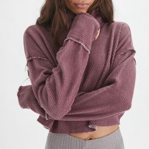 UO Out From Under Camino Long Sleeve Top